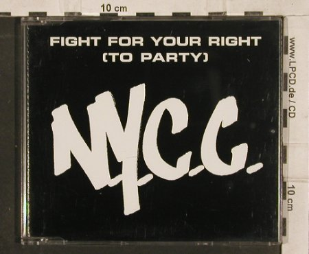 N.Y.C.C.: Fight For Your Right, Control(), D, 1998 - CD - 82914 - 3,00 Euro