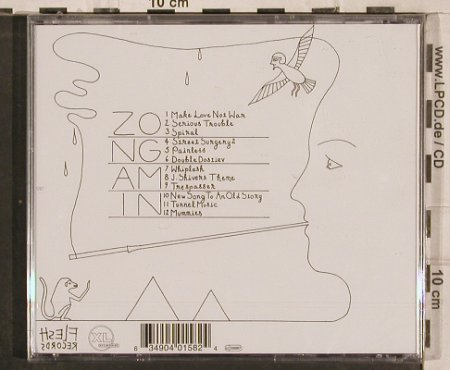 Zongamin: Same, FS-New, XL Rec.(158), UK, 2003 - CD - 82943 - 7,50 Euro