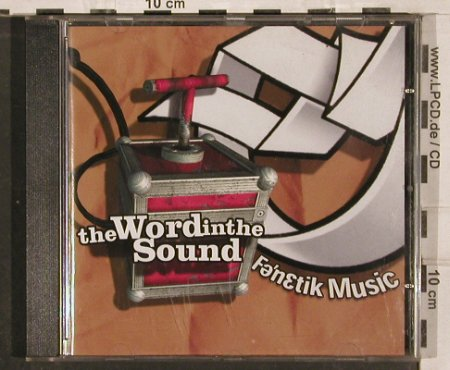 V.A.Fenetik Music: The World in Sound, 15 Tr., Soma(CD16), F, 1999 - CD - 82944 - 5,00 Euro