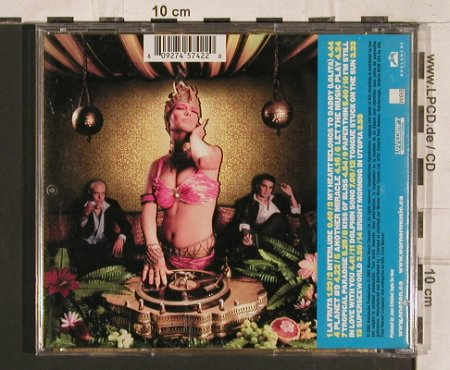One Ton: Abnormal Pleasures, Avalanche(), CDN, 2002 - CD - 83240 - 5,00 Euro