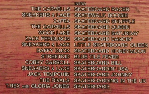 V.A.This Is Skateboard Music: 15 Tr. Digi, FS-New, Diggler Rec(), D, 2005 - CD - 83499 - 10,00 Euro