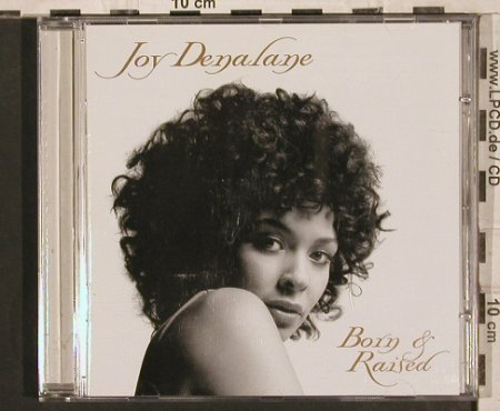 Denalane,Joy: Born & Raised, Four Music(), , 2006 - CD - 83777 - 11,50 Euro
