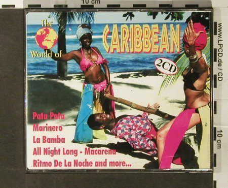 V.A.The World Of Caribbean: Cicilia Gayle...La'Mina, 21Tr., ZYX(11037-2), D, 1996 - 2CD - 84077 - 7,50 Euro