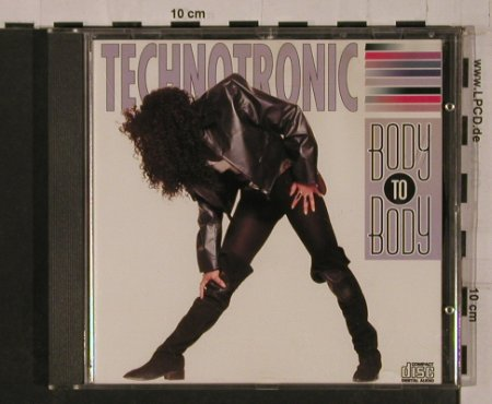Technotronic: Body To Body, Ars/Clip(), EU, 1991 - CD - 84271 - 10,00 Euro