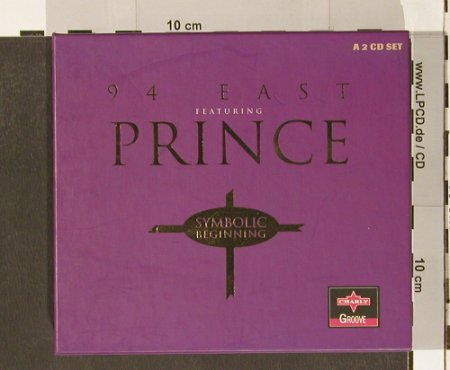94 East f. Prince: Symbolic Beginning, Box, Charly(CPCD 8104-2), UK,  - 2CD - 90019 - 14,00 Euro