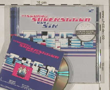 "V.A.Superstition Vol.6: 23 Tr., Lim Ed.  2CD+CD3"", Superstition(), , 98 - 2CD - 90189 - 10,00 Euro"