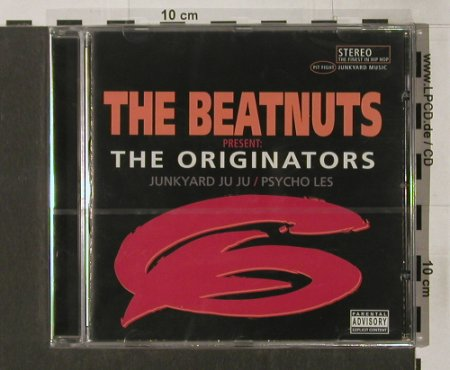 Beatnuts: pres. The Originators, FS-New, Junkyard(LSR 9216), US,  - CD - 90371 - 10,00 Euro