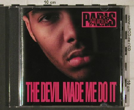 Paris: The Devil Made Me Do It, TommyBoy(), I, 90 - CD - 90560 - 11,50 Euro