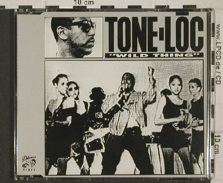 Tone-Loc: Wild Thing*2+2, BMG(), D, 88 - CD5inch - 90600 - 3,00 Euro