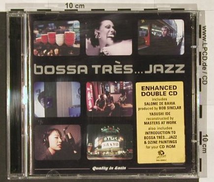 V.A.Bossa Tres...Jazz: When Japan meets Europe(Bonus CD), EW(), D, 99 - 2CD - 90914 - 10,00 Euro