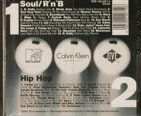 V.A.Black Pearls: From R & B to Hip Hop, FS-New, RTD(), D, 1997 - 2CDgx - 91111 - 12,50 Euro