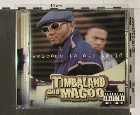 Timbaland & Magoo: Special Fan Edition, Boxset, Blackground(), D, 2004 - 3CD - 91558 - 12,50 Euro