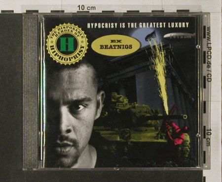 Disposable Heroes Of Hiphoprisy: Hypocrisy Is the Greatest Luxury, 4th Way(), D, 1992 - CD - 91734 - 12,50 Euro