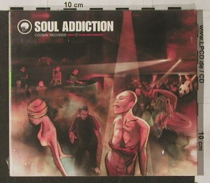 V.A.Soul Addiction: 11 Tr. Digi, FS-New, Good Look.(CKcd002), UK, 2001 - CD - 91880 - 11,50 Euro
