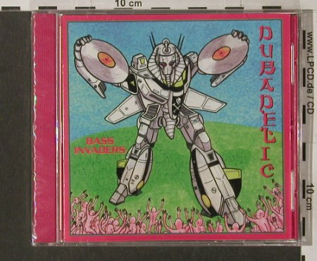 Dubadelic: Bass Invaders, FS-New, WordSound(WSCD027), US, 1998 - CD - 91882 - 11,50 Euro