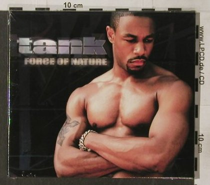 Tank: Force Of Nature, Digi, FS-New, Blackgr.(), D, 2001 - CD - 91923 - 10,00 Euro