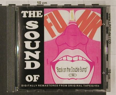V.A.The Sound of Funk 2: 19 Tr.,, Goldmine(GScd 12), UK, 1998 - CD - 92079 - 10,00 Euro