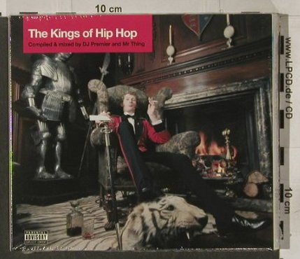 V.A.The Kings of Hip Hop: DJ Premier&MrThing pres,Digi,FS-New, BBE(RR0043), F, 2005 - 2CD - 92162 - 12,50 Euro