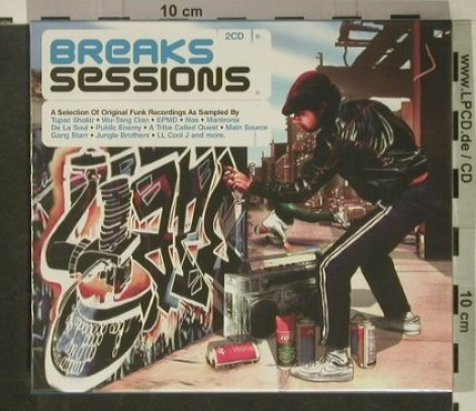 V.A.Breaks Sessions: A Selec of orign.Funk rec.., FS-New, UnionSq.(), , 2002 - 2CD - 92470 - 11,50 Euro