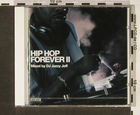 V.A.Hiphop Forever 2: Mixed by DJ Jazzy Jeff, FS-New, Rapster/bbe(RR0024), F, 2004 - CD - 93157 - 10,00 Euro
