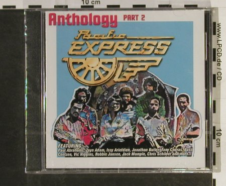 Pacific Express: Anthology, Part 2, FS-New, Lee Thorp/EMI(), , 2000 - CD - 93246 - 10,00 Euro