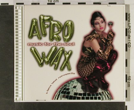 V.A.Afrowax: Music for the Soul, 9Tr., Afrowax(), US,  - CD - 93284 - 7,50 Euro