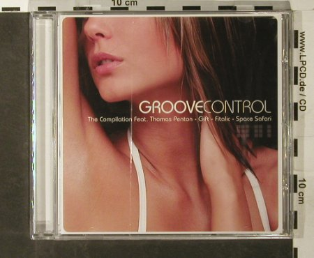 V.A.GrooveControl: Beckers..Robert Elster, FS-New, Nervine Rec.(), , 2005 - CD - 93385 - 7,50 Euro
