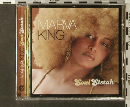Marva King: Soul Sistah, FS-New, Expansion Rec.(), UK, 2006 - CD - 93581 - 10,00 Euro