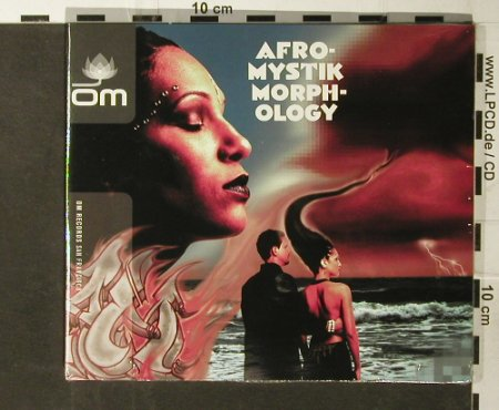 Afro-Mystik: Morphology, Digi, FS-New, OM Rec.(), US, 2003 - CD - 93656 - 10,00 Euro