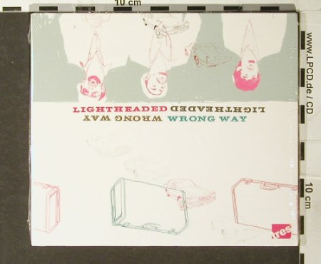 Lightheaded: Wrong Way, Digi, FS-New, Tres Rec.(), US, 2005 - CD - 93768 - 11,50 Euro