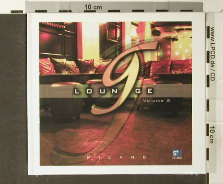 V.A.G Lounge: Milano, Vol.2 , Digi, FS-New, Soulstar(), , 2005 - 2CD - 93785 - 10,00 Euro