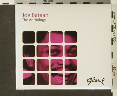 Bataan,Joe: Anthology, Digi, FS-New, Salsoul(), EU, 2005 - 2CD - 94121 - 14,00 Euro