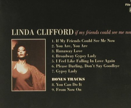 Clifford,Linda: If My Friends Could See Me Now,Digi, Charly(), UK,FS-New, 2005 - CD - 94370 - 10,00 Euro