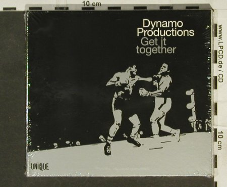 Dynamo Productions: Get It Together, Digi, FS-New, Unique(882119008722), , 2004 - CD - 94496 - 10,00 Euro