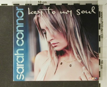 Connor,Sarah: Key To My Soul, Digi, X-Cell(513863 9), D, 2003 - CD - 95004 - 10,00 Euro