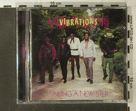 Vibrations,The: Taking A New Step(72), FS-New, Sanctuary(CMRCD572), UK, 2002 - CD - 95093 - 10,00 Euro
