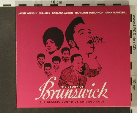 V.A.The Story Of Brunswick: Classic Sound of Chicago Soul,45Tr., Union Square(METRDCD511), UK, 2002 - 2CD - 95113 - 11,50 Euro