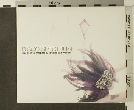 V.A.Disco Spectrum: 19 Tr., Digi, bbe(018), UK, 1999 - 2CD - 95210 - 11,50 Euro