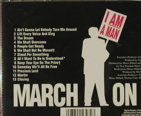 March On: Same, Reprise(), D, 1993 - CD - 95271 - 7,50 Euro