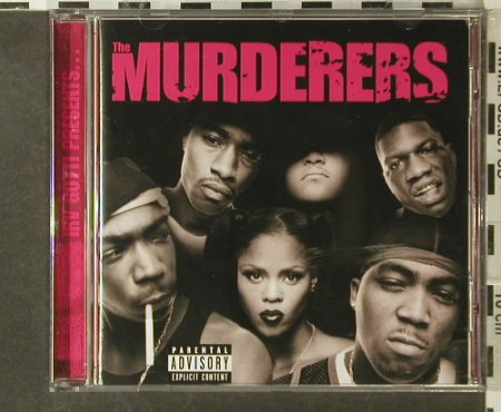 Murderers,The: Irv Gotti Presents..., M.I.Records(542 258-2), EU, 2000 - CD - 95378 - 10,00 Euro