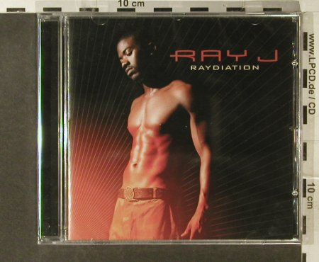 Ray J: Raydiation, FS-New, Knockout(SANCD345), EU, 2005 - CD - 95443 - 10,00 Euro