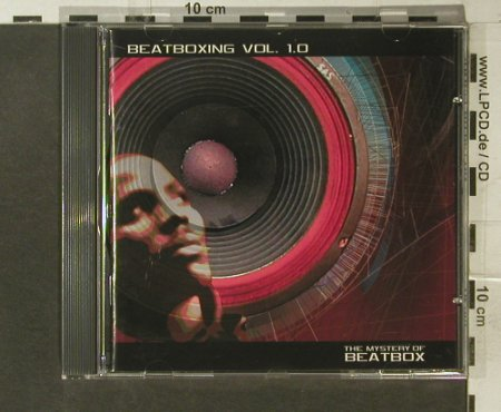 V.A.Beatboxing Vol. 1.0: The Mystery of .., Zomba(), D, 2001 - CD - 95496 - 7,50 Euro
