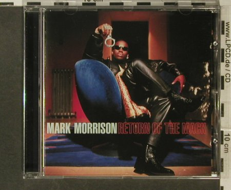Morrison,Mark: Return Of The Mack, WEA(), D, 1996 - CD - 95505 - 7,50 Euro