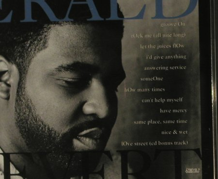 Levert,Gerald: Groove On, Atlantic(7567-92416-2), D, 1994 - CD - 95762 - 7,50 Euro