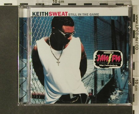 Sweat,Keith: Still In The Game, Elektra(7559-62262-2), EEC, 1998 - CD - 95780 - 7,50 Euro