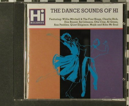 V.A.The Dance Sound Of Hi: 19 Tr., Cream/Hi Records(HILOCD 3), F, 1993 - CD - 95855 - 11,50 Euro