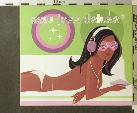 V.A.New Jazz Deluxe 2: 26 Tr., Digi, EMI(583 209 2), EU, 2003 - 2CD - 95884 - 12,50 Euro