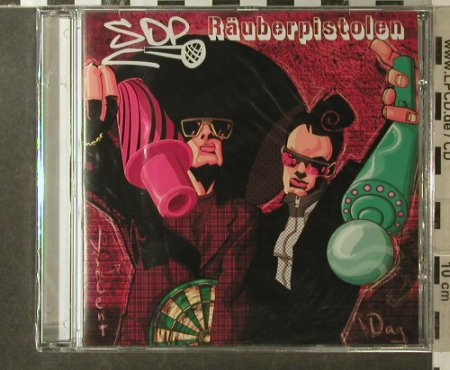 SDP - StoneDeafProduction: Räuberpistolen, FS-New, SoulFood(SDP001), , 2003 - CD - 95914 - 20,00 Euro