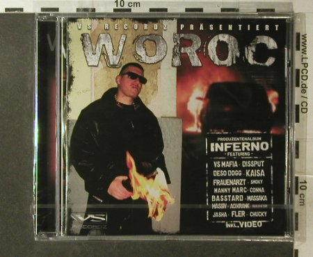 Woroc: Inferno, FS-New, VS Recordz(), , 2007 - CD - 96090 - 10,00 Euro