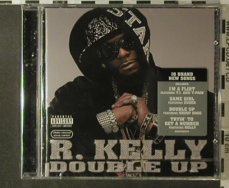 R.Kelly: Double Up, FS-New, Jive(), EU, 2007 - CD - 96112 - 10,00 Euro